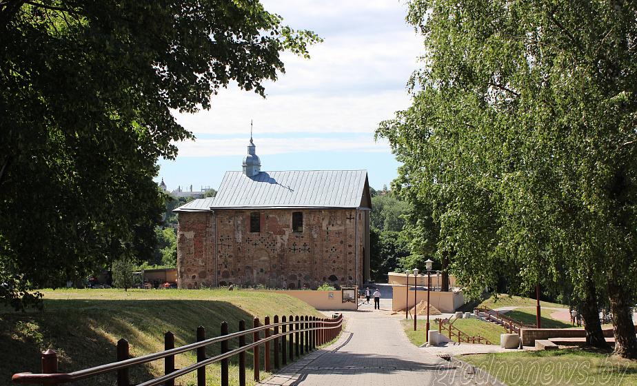 Топ-10 мест Гродно по мнению иностранных туристов