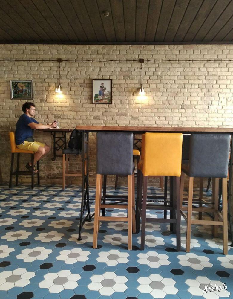 кафе Драники в Гродно