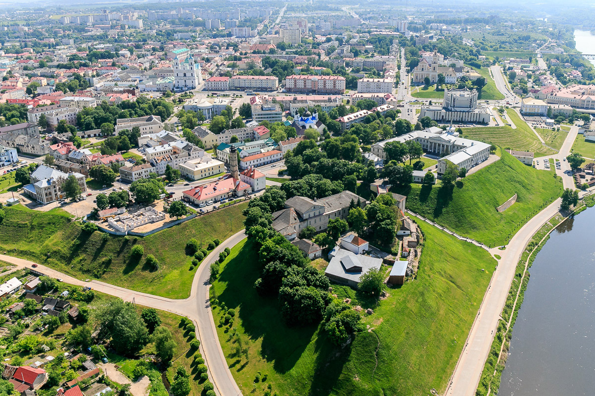 historical center of grodno