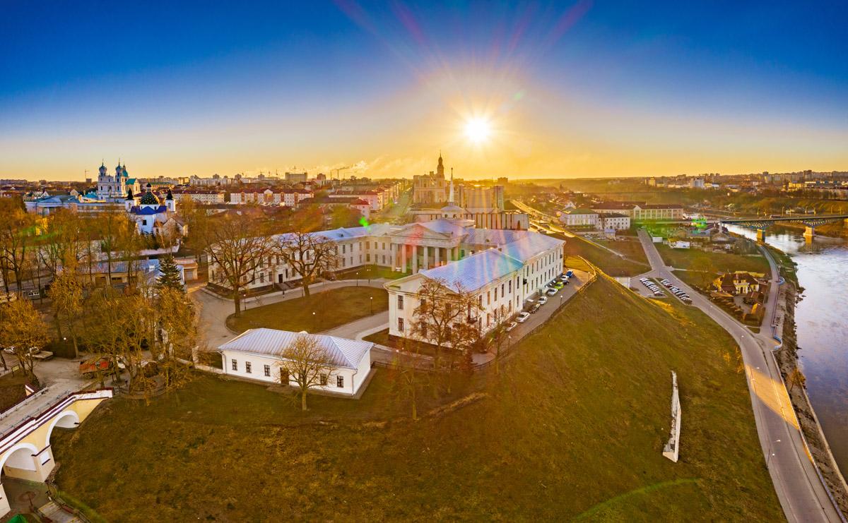 Grodno new castle