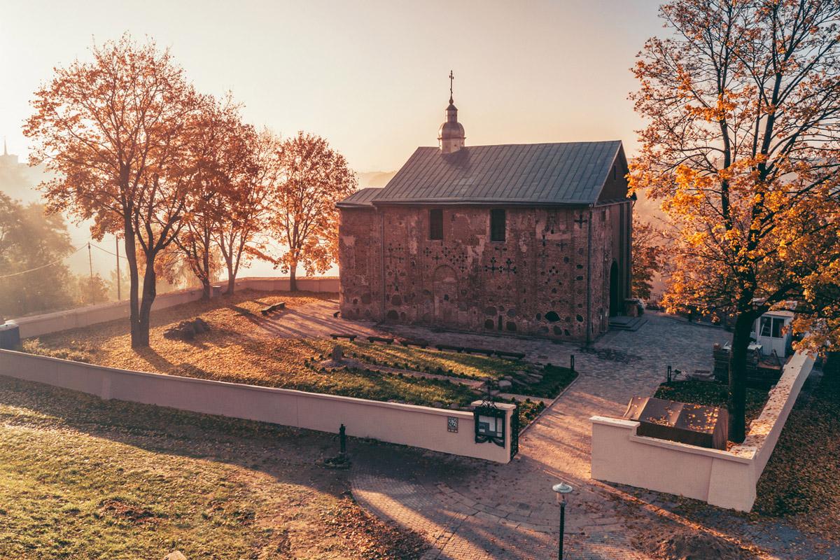 Kolozha Church in Grodno