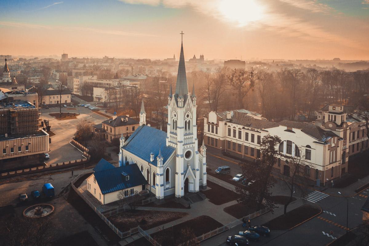 Lutheran Church in Grodno